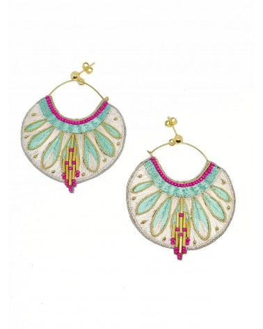 Earrings APIE Amazonia NAHUA