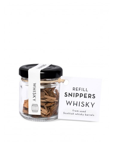 Snippers Refill Whisky - SPEK