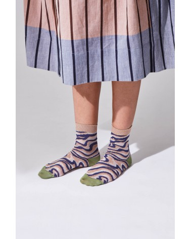 Chaussettes Marquise Marine