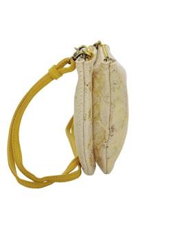 Bracelet brodé WELLDO Doré NAHUA