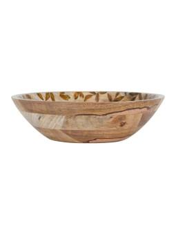 BERTILLE Boucle d'oreilles poussoir 5 rangs top émaillé Franck Herval