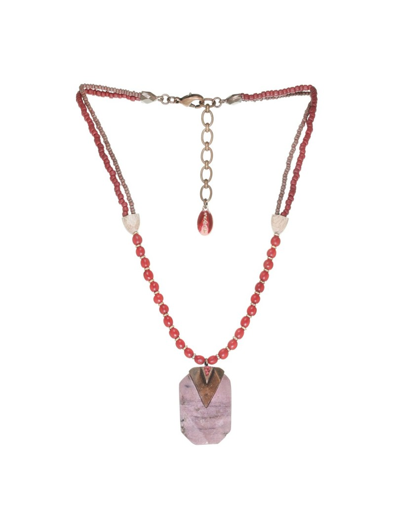 GRANADA collier petit pendentif Nature bijoux