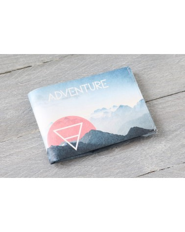 Portefeuille en Tyvek Adventure Paprcuts