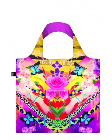Sac de courses pliable SHINPEI NAITO Flower Dream LOQI