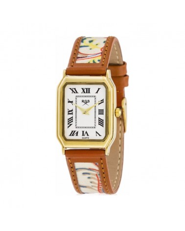 MONTRE Leather Gold District Teheran Rich Gone Broke