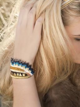 Montre FRED BLUE SIXTIES Rich Gone Broke