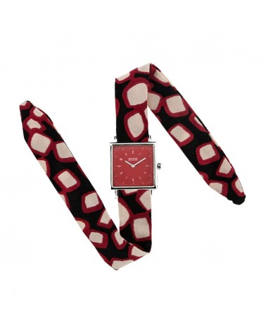 Montre FRED RED SIXTIES Rich Gone Broke