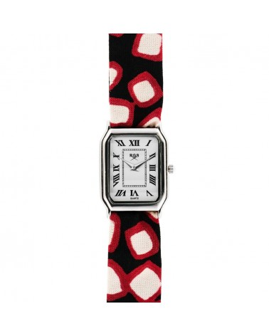 Montre SILVER DISTRICT RED SIXTIES Rich Gone Broke