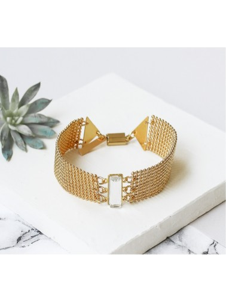 Bracelet GLAM Doré Shlomit Ofir
