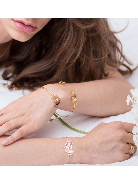 Bracelet souple Snoflinga Marie Duvert