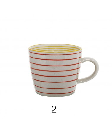 Mug céramique Susie lots de 3 pcs Bloomingville