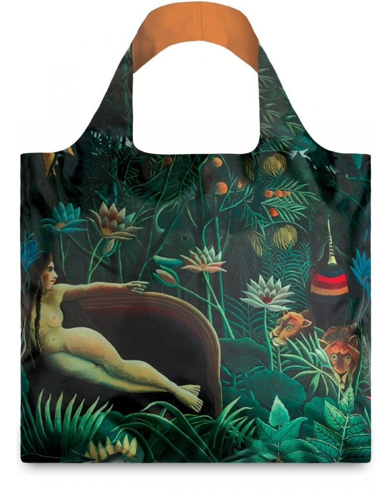 Sac de courses pliable HENRI ROUSSEAU The Dream LOQI