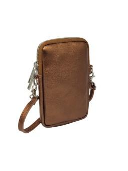 Bracelet manchette Swan Peau de fleur
