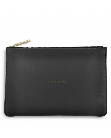 Pochette parfaite GOOD AS GOLD métallique Or Katie Loxton
