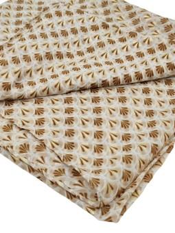 Present time Tea Towel Grid Fox