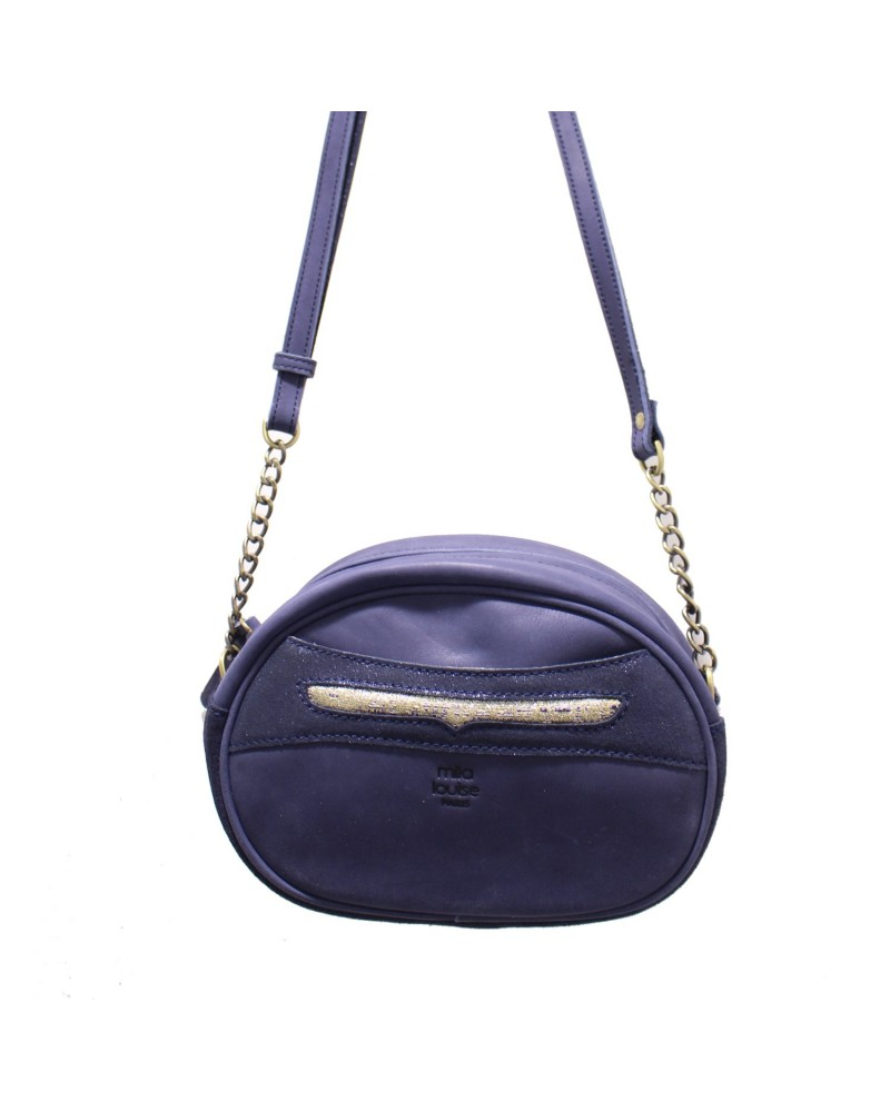 Sac Oswald Denim Mila Louise