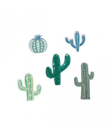 PATCH TROPICAL SET OF 5 KIKKERLAND