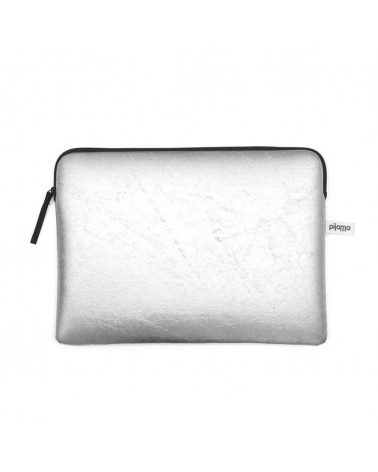"Macbook Zip case 13"" silver by Pijama"