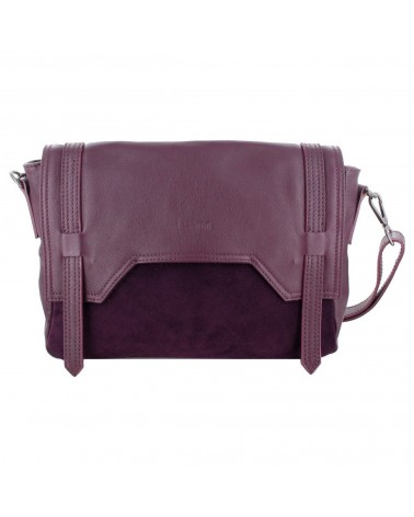 Sac Mina Lie de Vin by Lea Toni