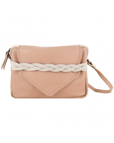 Sac Louna Rose Pale by Lea Toni
