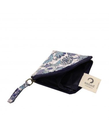 Small square wallet / Square Coin Pouch