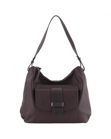 Leather Bag Cybele by Lea Toni
