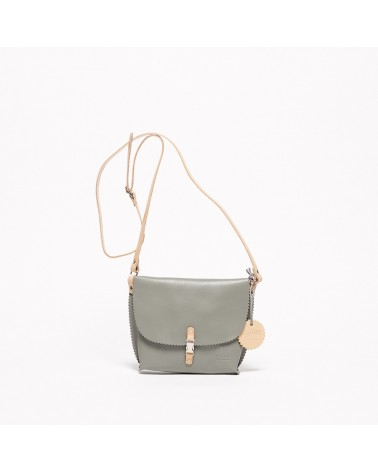 Jack Gomme - SONGE Black Small Leather Bag