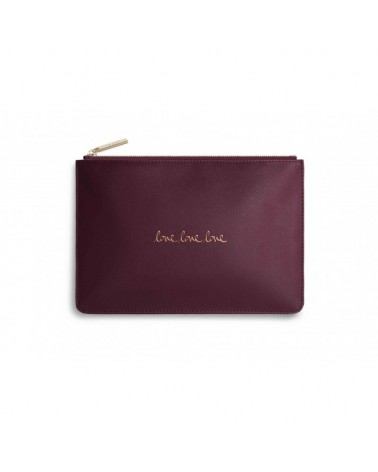 Katie Loxton - Perfect Pouch FABULOUS FRIEND Cerise Pink