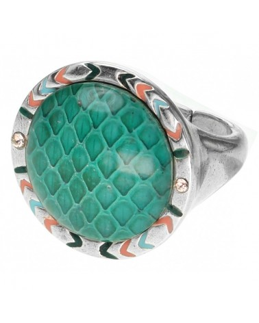 Franck Herval - MELIE Small Round Ring