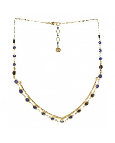 Franck Herval - MYLA V Shape Necklace