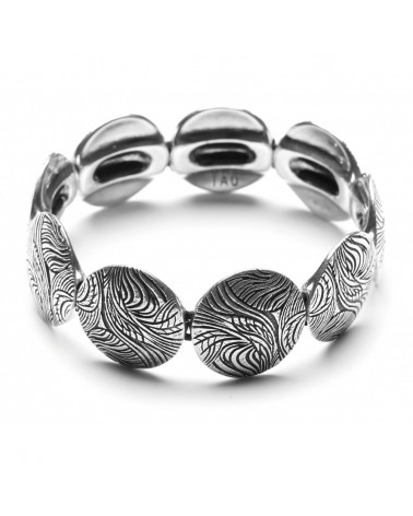 ORI TAO - TOBACCO PRINCESS CLUB Small Stretch Bracelet