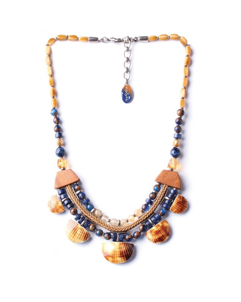 SUNSET Collier 5 pcs - Nature bijoux