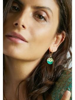 Tatoueur temporaire La vie est belle par Anne-Claire Bernard Forever