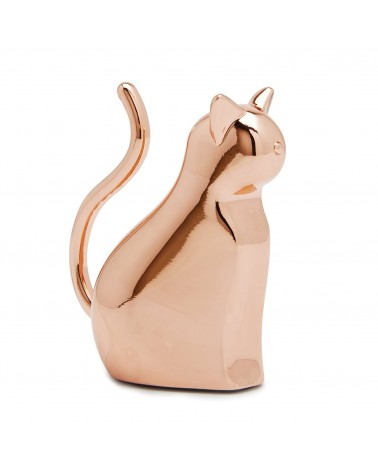 UMBRA ANIGRAM ROOSTER RING HOLDER COPPER